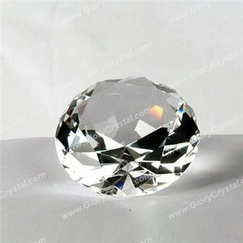 diamond optical crystal