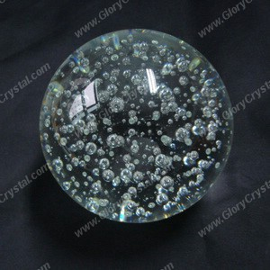 Crystal Ball bulle de verre
