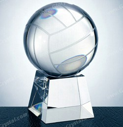 volleyball trophy award